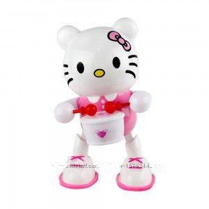 Танцующая игрушка Hello kitty  happy little drummer хелоу китти, фото 2
