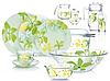 Столовый сервиз на 46 предметов Luminarc Green Ode