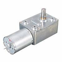 12 В постоянного тока червь мотор-редуктор 0.6rpm обратимым редуктор Turbo двигатель