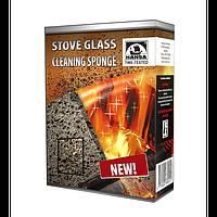 Губка для очистки каминных стекол Hansa