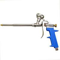 Синий сверхмощный профессиональный расширяющейся пеной пистолет Аппликатор