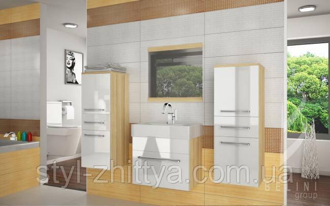 Меблі для ванної Belini, глянцеві, SUPERIOR 3 PRO+