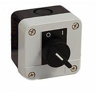 Пост кнопочный командоаппаратный 10A 230/400B (2-х позиционная N0+NC), Electro