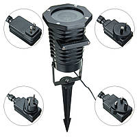 10 модели LED проектор свет этапа Хэллоуин Xmas партия лазерного освещения ик нас ес а.е.плагин