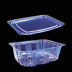 Упаковка для салатов 2243 c крышкой 2242/350мл(350г)