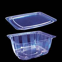 Упаковка для салатов. кулинарии  2244 с крышкой 2242  /514мл(500г)