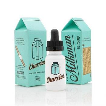 Премиум жидкость для электронных сигарет The Milkman Churrios 30 ml (clone)
