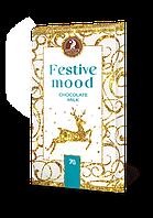 """Шоколад новогодний  """"Festive mood"""" молочный, 70 гр"""