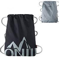 Aonijie спортивная сумка шнурком восхождение путешествия Softback тренажерный зал рюкзак сумка