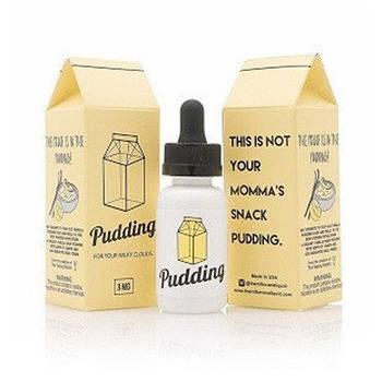 Премиум жидкость для электронных сигарет The Milkman Pudding 30 ml (clone)