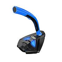 Гибкий LED свет для рабочего USB микрофон записи стенд для Macbook компьютер портативный ПК