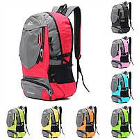 35л спортивный рюкзак для путешествия кемпинга походы Унисекс-рюкзак на плече для ноутбука