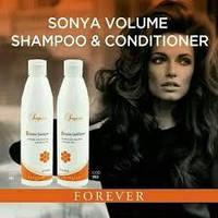 Шампунь и Кондиционер для Объема серии Соня ( для улучшения роста волос )
