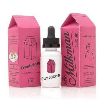 Премиум жидкость для электронных сигарет The Milkman Crumbleberry 30 ml (clone)