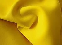 Ткань Габардин Желтый