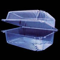 Универсальная пластиковая упаковка для печенья и кулинарии 2260 ПЭТ