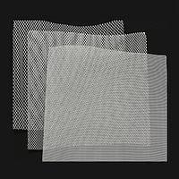 25x20см алюминия моделирование проволочной сетки грубые листы тонкой/средний/толстый