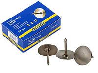 Кнопки металлические канцелярские, Buromax