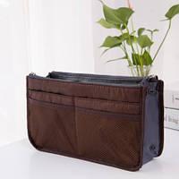 Bag in Bag - органайзер в сумку (коричневый)