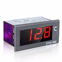 Мини -50 ° C до 110 ° C 220 В LED Цифровой измеритель температуры панели Термометр с Датчик - 1TopShop