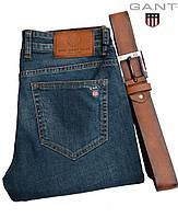 Модные мужские джинсы Gant