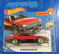 Базовая машинка Hot Wheels Nissan Skyline R30