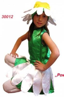 Дитячий костюм Ромашки