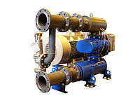 Воздуходувки LUTOS (типа Рутс) специального назначения для биогаза, агрессивных газов