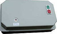 Пускатель 32А + реле + таймер + контакт приставка в металлической оболочке Ue=380В/АС3 IP65 Electro