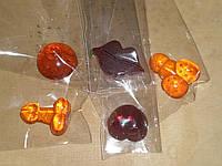 Эротический набор леденцов ассорти - сиськи, письки, жопки, губки 10 шт.