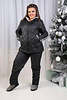 Женский лыжный костюм  МБ129 (бат)