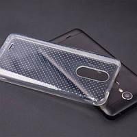 TPU мягкое прозрачно противоскользящие раскрывающихся сопротивление задняя крышка для Ulefone Metal
