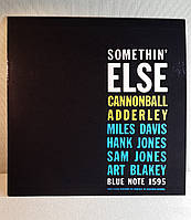 CD диск Cannonball Adderley - Somethin' Else
