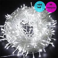 """Светодиодная гирлянда LED """"Нить"""" 500 LED, 35 метров"""