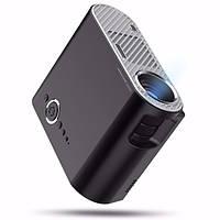 GP90 Портативный LED Проектор 3200LMS проектор hd LCD Проектор Поддержка 1080P Домашний кинотеатр