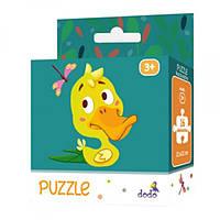 Пазлы для малышей DoDo Утенок 16 деталей (300113)