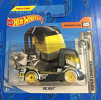 Базовая машинка Hot Wheels Rig Heat