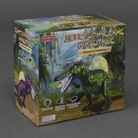 """Динозавр ZYA-В 2468  подсветка, звук, реалистичные движения, на батарейке, в коробке """"ZHORYA"""" Подробнее:"""