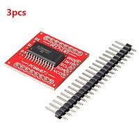 16-битная двунаправленная IIC i2c и SMBus I / O платы расширения расширитель для Arduino CJMCU-8575 PCF8575 3шт
