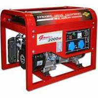 Бензиновый генератор DDE DPG4851