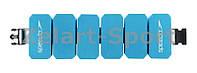 Пояс для аквааэробики SPEEDO  (EVA, нейлон, синий)