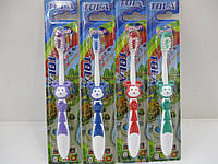 Детская зубная щетка