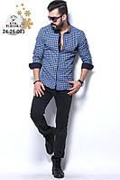 Стильная кашемировая рубашка с длинным рукавом-трансформером (Турция), большой ассортимент