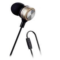 JBMMJ X9 глубокий бас шумоизоляции металл стерео в наушники-вкладыши с микрофоном 3.5 мм, фото 3