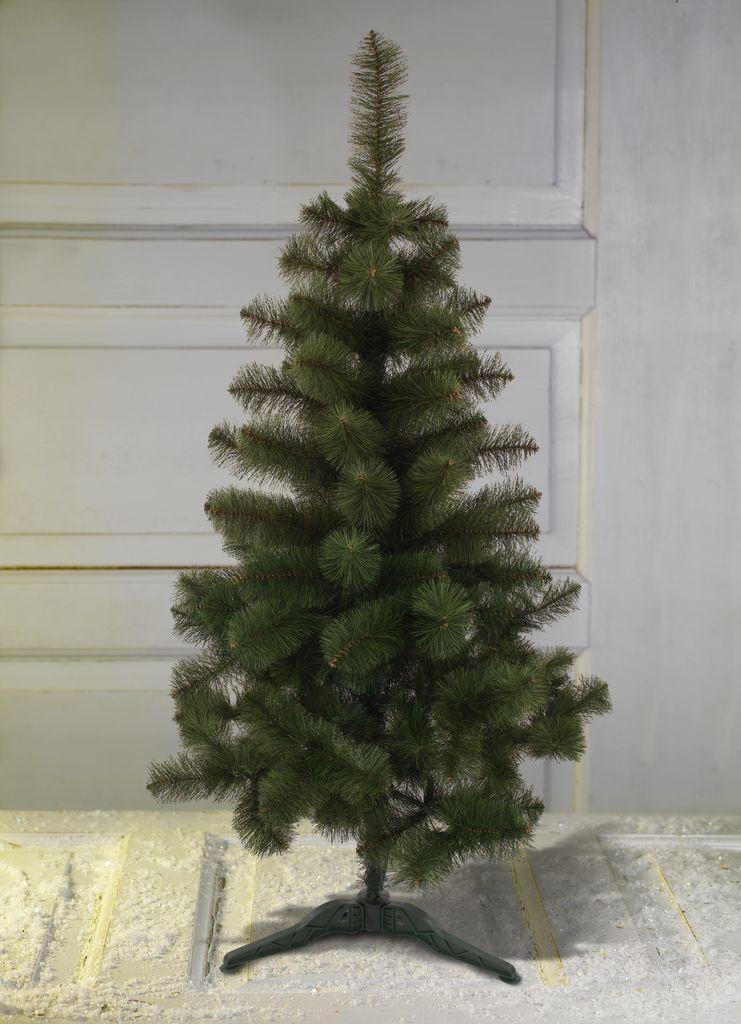 Новогодняя сосна висота 180см цвет зеленый