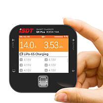 ISDT Q6 Plus 300W 14A Карманный мини зарядное устройство для баланса батареи, фото 2