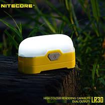 Nitecore LR30 высокий CRI LED белый/красный 205lm портативный сь света, фото 2