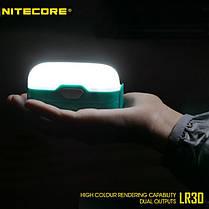 Nitecore LR30 высокий CRI LED белый/красный 205lm портативный сь света, фото 3