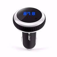 BT68S ЖК беспроводной Bluetooth FM передатчик модулятор автомобильный комплект mp3 аудио плеер дистанционный