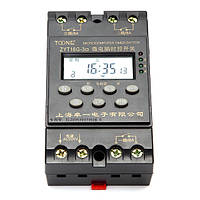 ZYT16G-3a 220v дин рейку водонепроницаемый многоканальный автоматический выключатель программируемый таймер